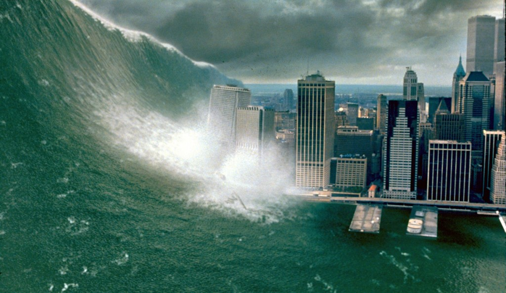 The mega-tsunam... Effects Of Global Warming Nasa